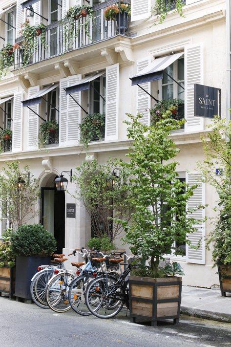 Hôtel Le Saint Paris à Saint Germain