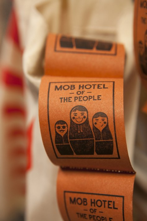 Mob Hotel Of The People. Hotel Saint Ouen