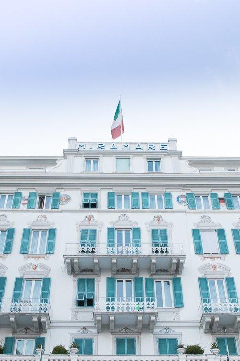 Grand Hotel Miramare à Santa Margherita Ligure