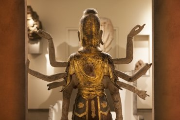 Musée national des arts asiatiques, Guimet