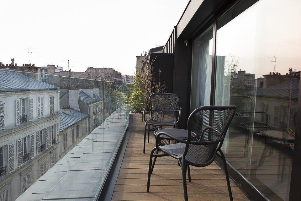 Hôtel Parister Paris, Spa