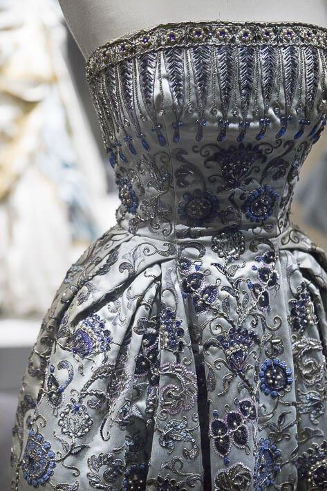 Christian Dior exposition au Musée des Arts décoratifs