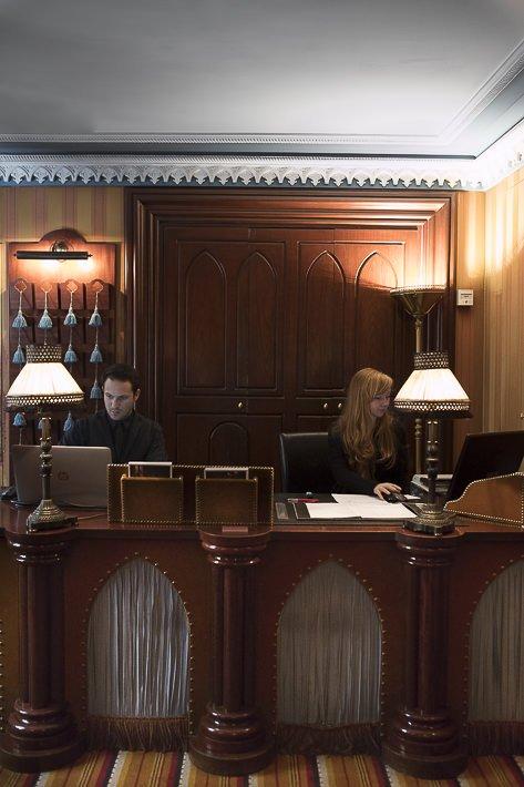 Hôtel Bourg Tibourg Jacques Garcia