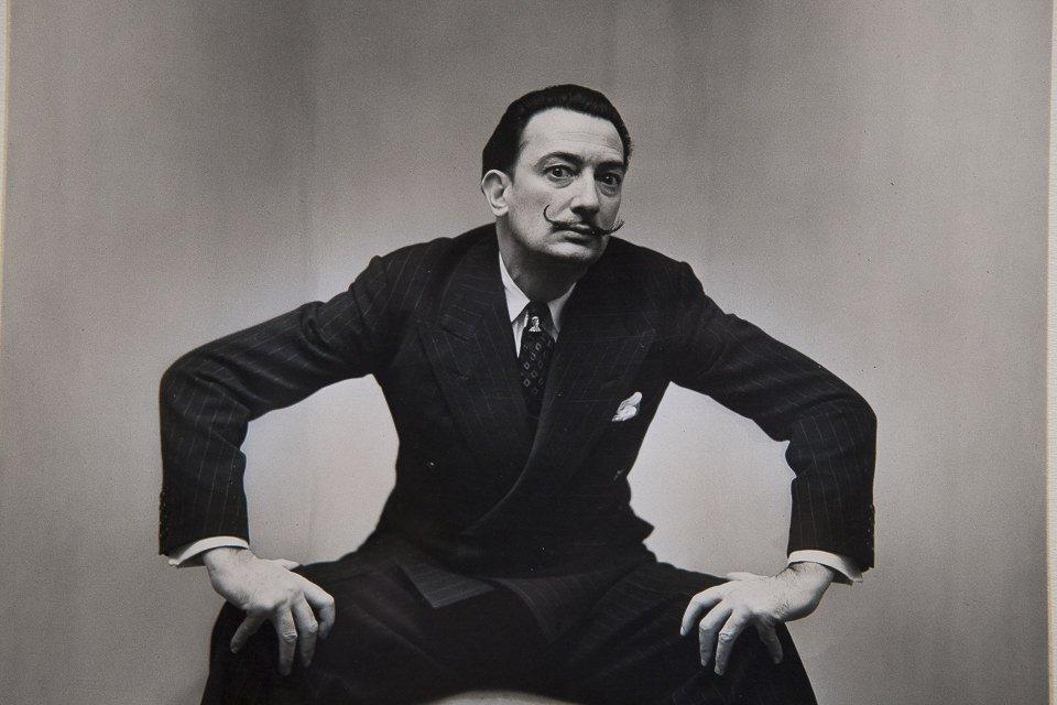 Irving Penn au Grand Palais à Paris, Exposition photos