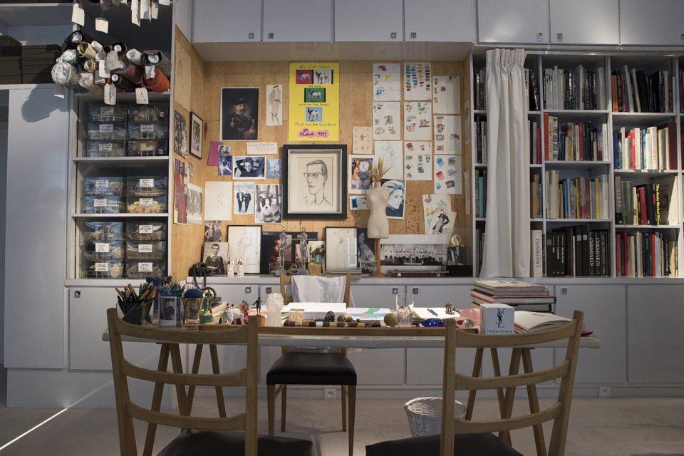 mus e yves saint laurent paris luckymornings. Black Bedroom Furniture Sets. Home Design Ideas