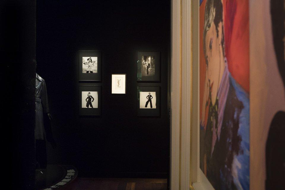 Musée Yves Saint Laurent Paris, Pierre Bergé
