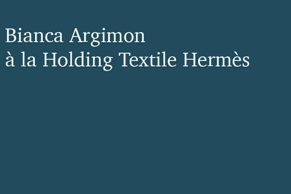 Bianca Argimon les mains sans sommeil, fondation Hermès, Palais de Tokyo