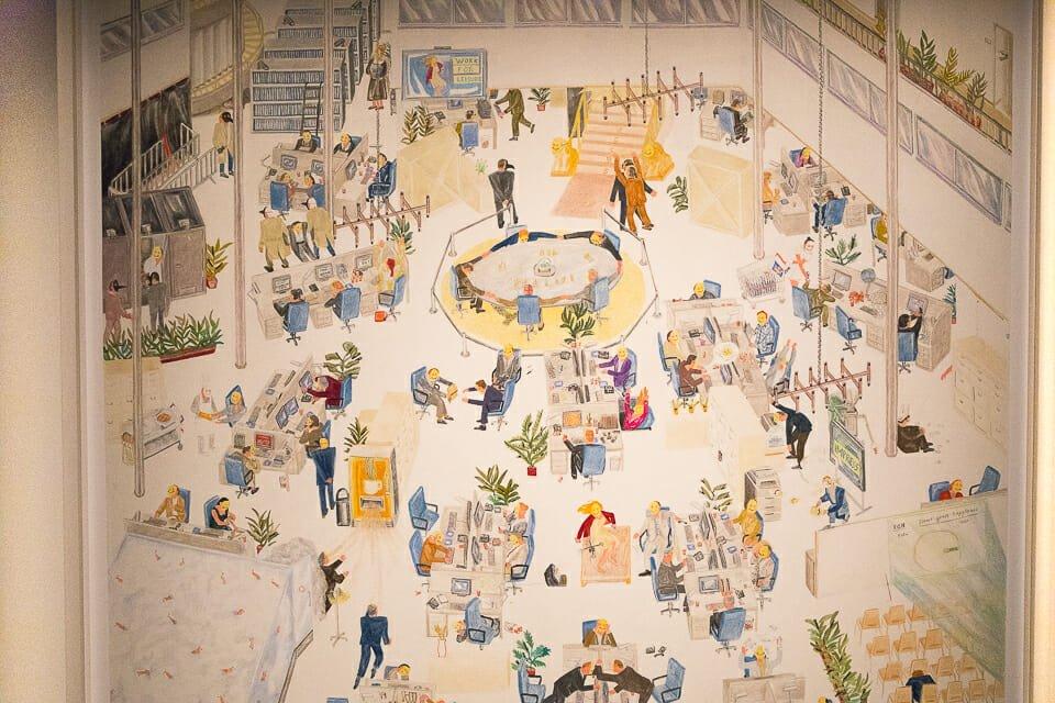 Bianca Argimon, les mains sans sommeil, fondation Hermès, Palais de Tokyo