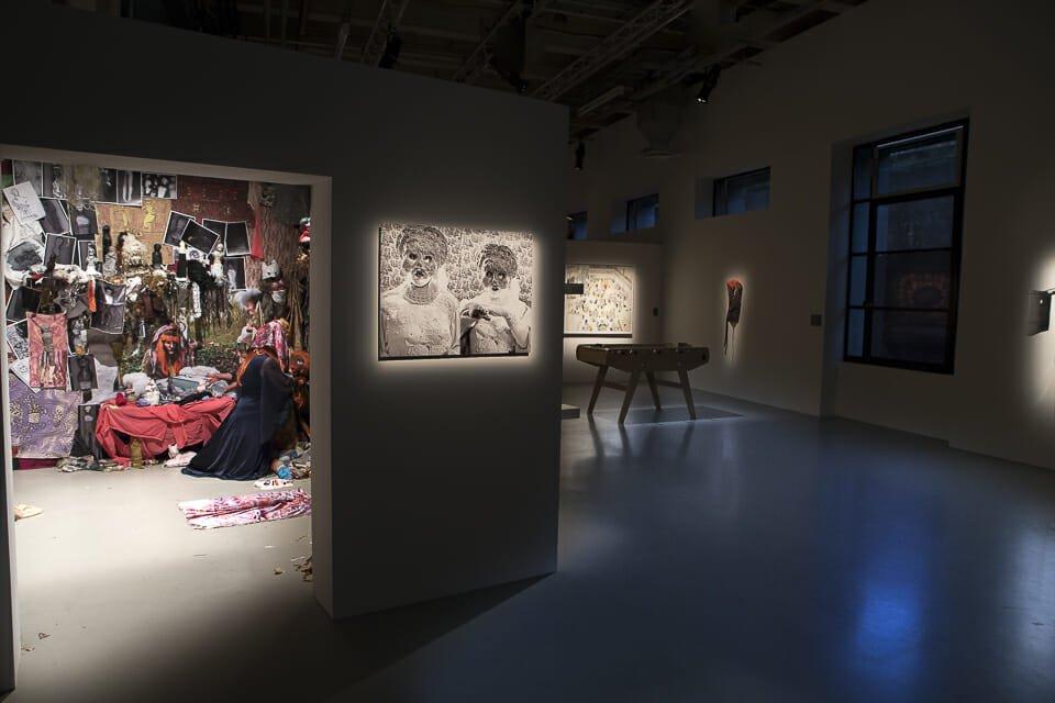 Jennifer Avery, les mains sans sommeil, fondation Hermès, Palais de Tokyo