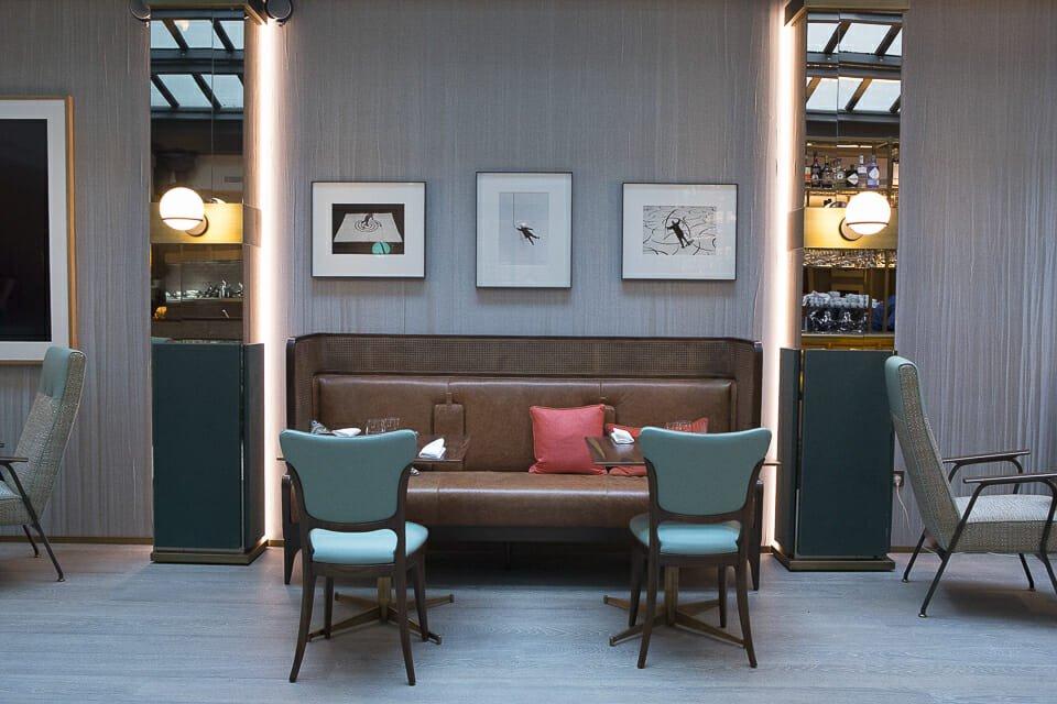 Maison Breguet 5 star hotel, David Lanher