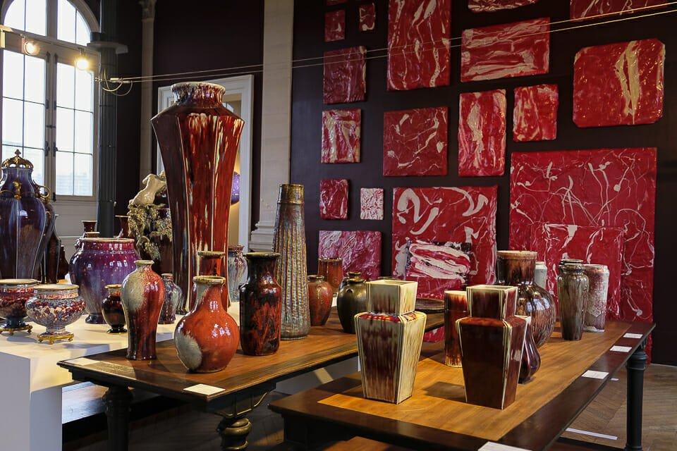 Sèvres-cité de la céramique, l'expérience de la couleur