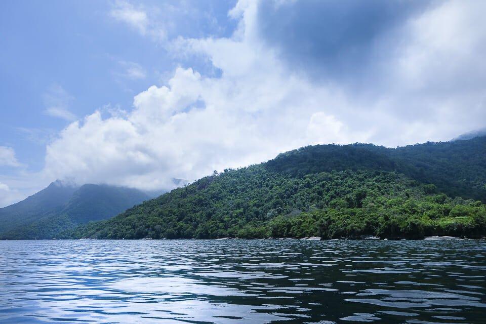 Partir au Brésil, visiter Ilha Grande