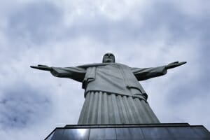 Rio, Christ Rédempteur au Corcovado