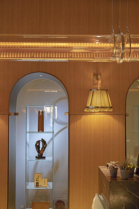 reception Brach Hôtel Paris 16