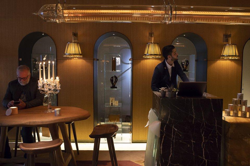 Hôtel Brach Paris 16