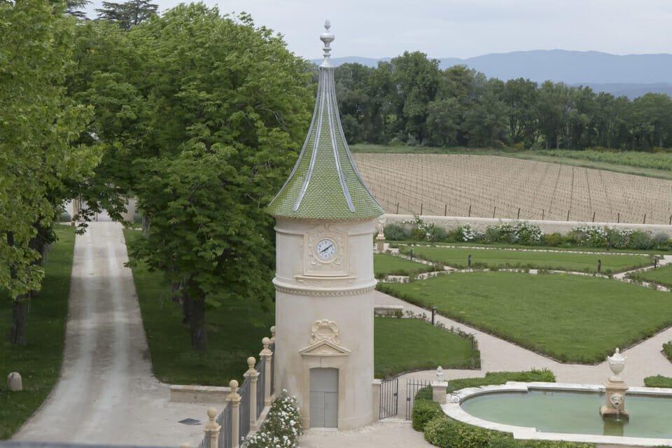 Château de Fonscolombe Hôtel en Provence
