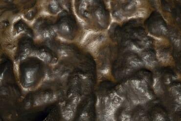 Exposition Météorites grande galerie de l évolution