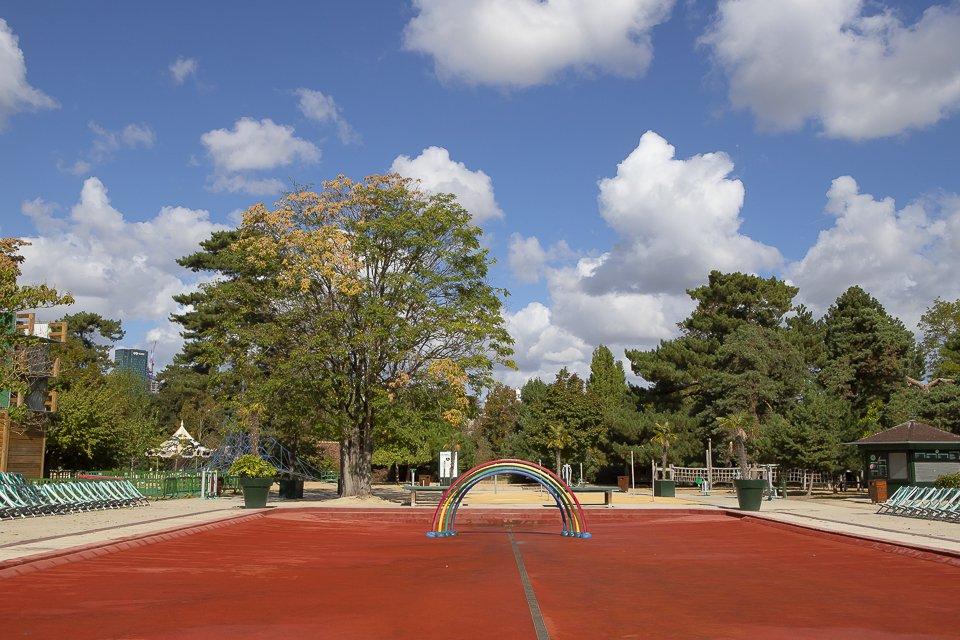 Jardin d'acclimatation LVMH