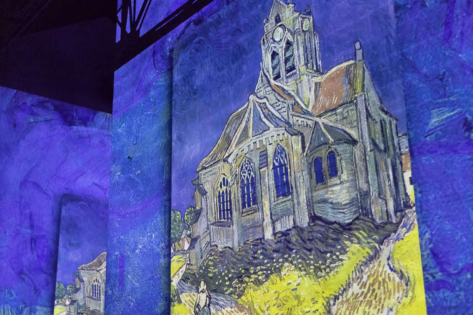 exposition Van Gogh