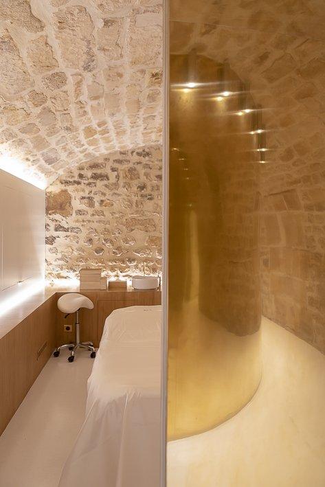 spa EN luxe paris