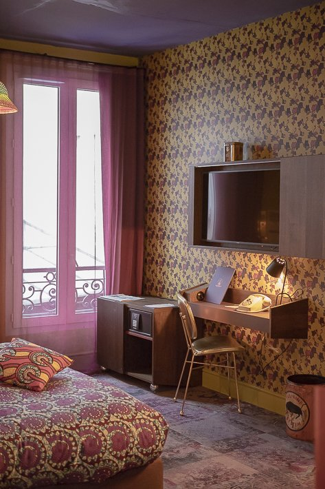 25hours hotel paris nord