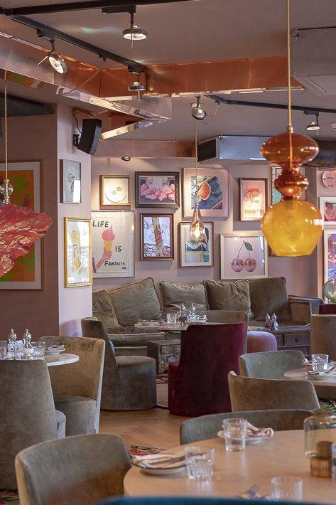 restaurant Neni paris 10