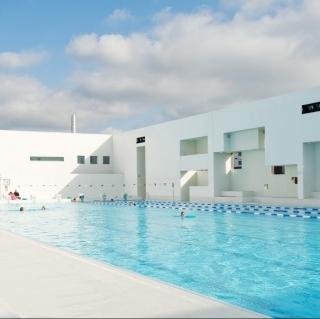 piscine en plein air Havre