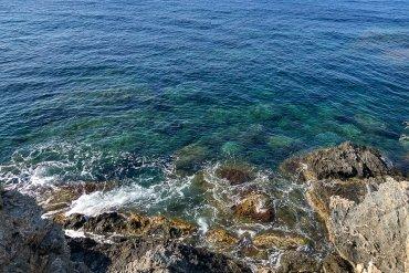 la mer ile du gaou