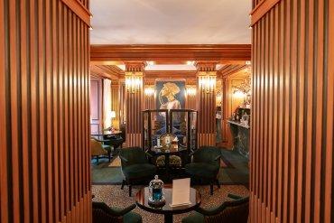reception la Chambre du Marais